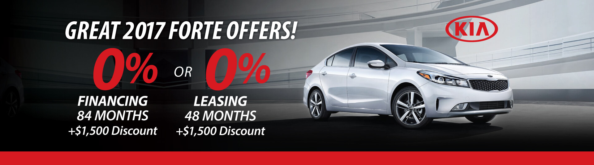 Kia Forte Finance Deal