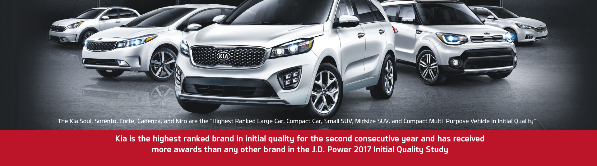 Kia Top Quality Vehicles